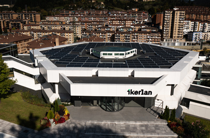 IK4 – Ikerlan Headquarters in Mondragon