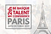 12th Be Basque Talent Conference Paris