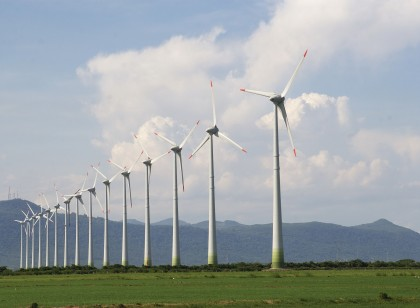 Tools for evaluating the integration of storage systems such as support for wind farms.