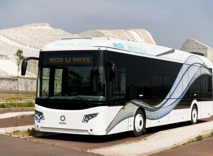 Motor control for electric and hybrid buses