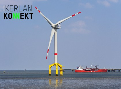 Remote monitoring of offshore wind turbines