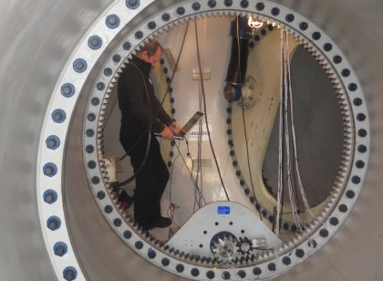 Large special bearings for future wind generators
