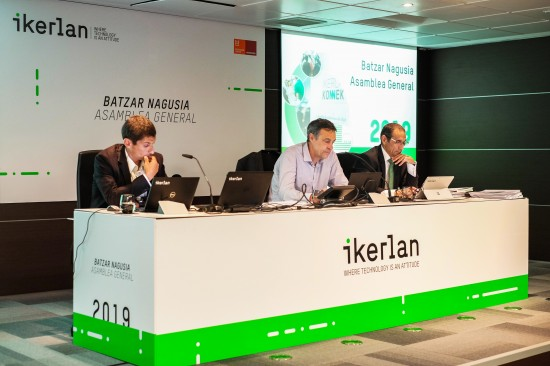 IKERLAN grows by 5,5 % in 2018 thanks to the growth in turnover with companies