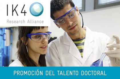 IK4 launches a scheme to promote doctoral talent involving the training of specialised profiles for Basque companies