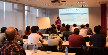 IK4-IKERLAN shares its knowledge about energy and embedded systems with postgraduate students