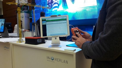 IK4-IKERLAN will Show in Basque Industry 4.0 its Last Novelties in the Development of Services Based on ICTs