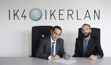 IK4-IKERLAN and microLIQUID sign a collaboration agreement until 2020
