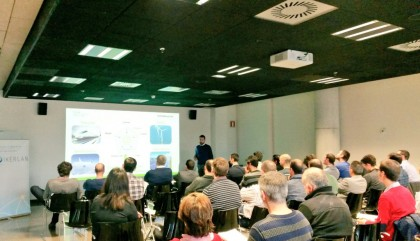 IK4-IKERLAN displays its capacities in the seminar on SiC technology