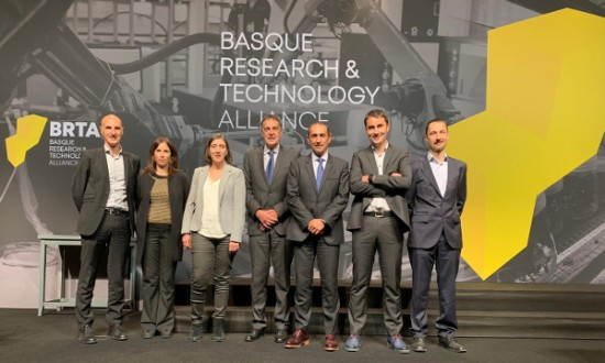 IKERLAN joins the BRTA, a key project for the future of Basque technology