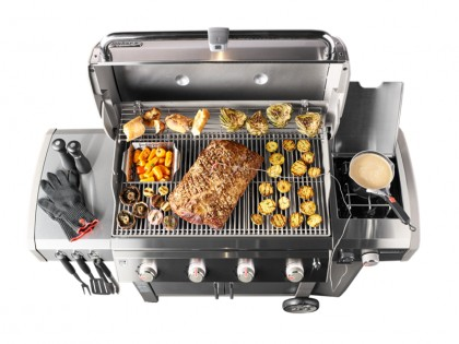 IK4-IKERLAN and Copreci Design an Innovative Combustion System for the Barbecue Market Leader