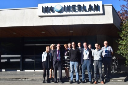 AENOR certifies IK4-IKERLAN's comprehensive management system