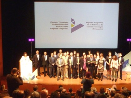 The ACTIMAT project wins an award at the New Network, with companies conference