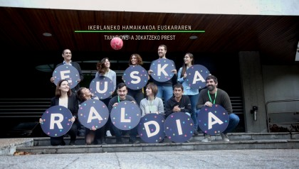 IKERLAN joins Euskaraldia and reaffirms its commitment to the Basque language