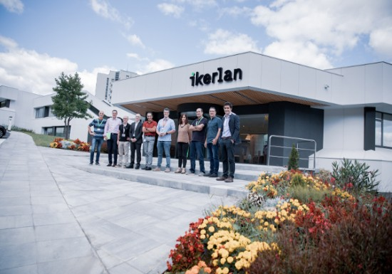 IKERLAN completes the renovation project at its headquarters entrusted to LKS KREAN and ULMA Architectural Solutions