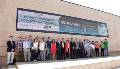 'THE BIG CHALLENGES OF POWER ELECTRONICS' JARDUNALDIA